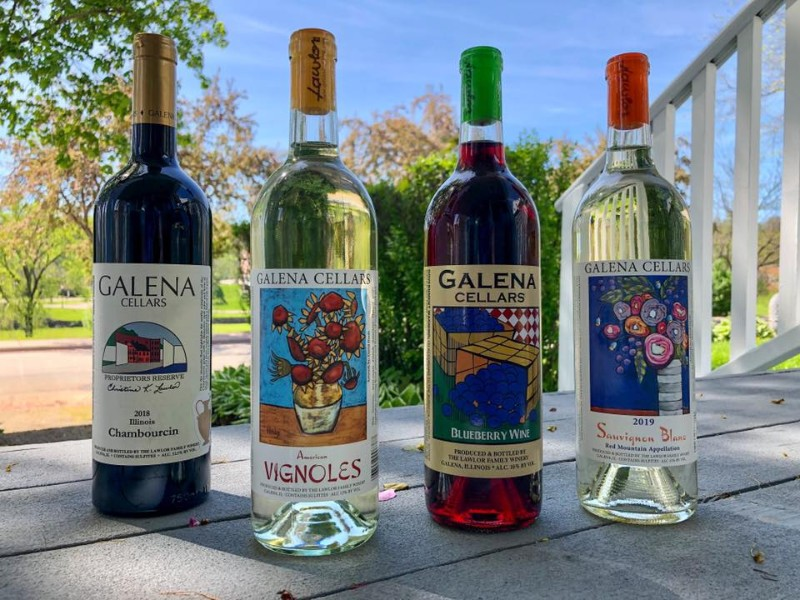 Galena Cellars Vineyard & Winery
