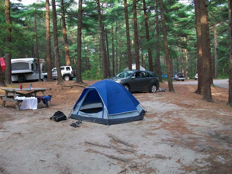 Myles Standish State Forest – Massachusetts