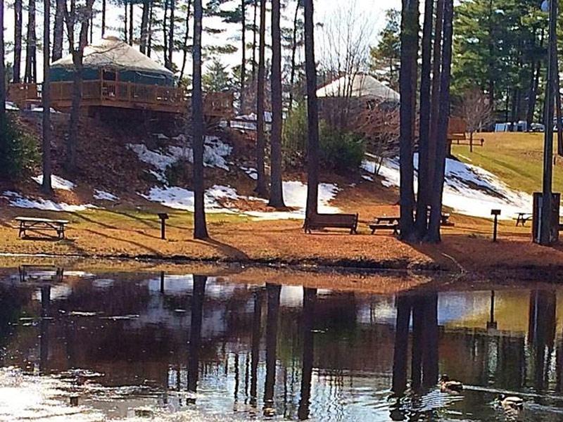 Normandy Farms Family Camping Resort – Foxborough, Massachusetts