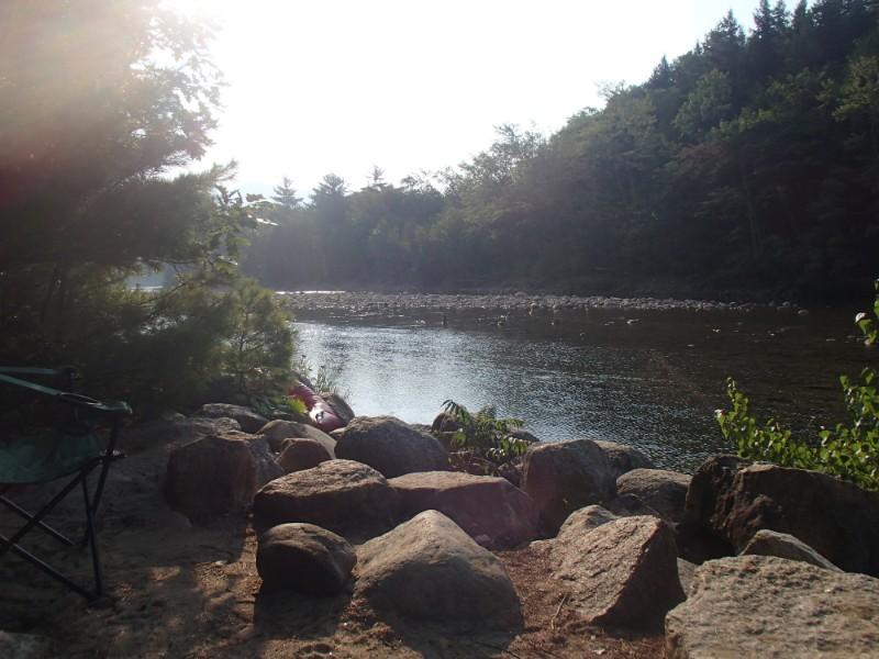 Camping at Glen Ellis Family Campground