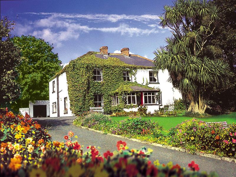 Ballyknocken House, County Wicklow, Ireland