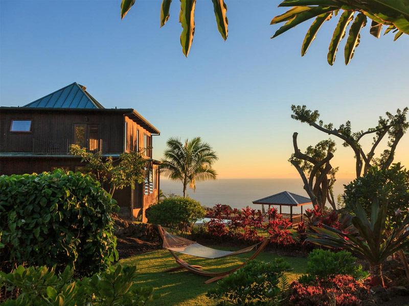 Holualoa Inn, Hawaii