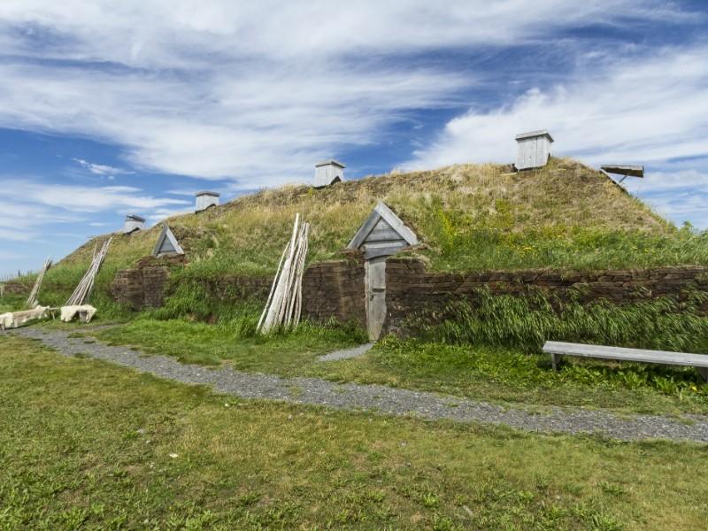 L Anse Aux Meadows National Historic Site