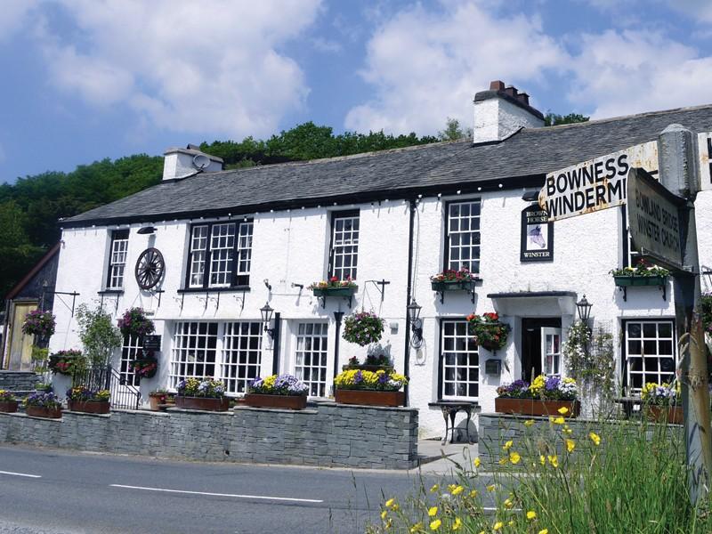 The Brown Horse Inn