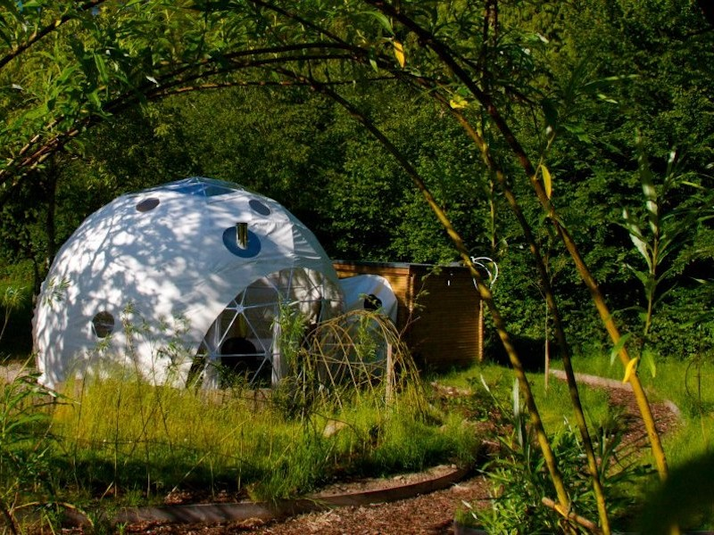 The Dome Garden Glamping
