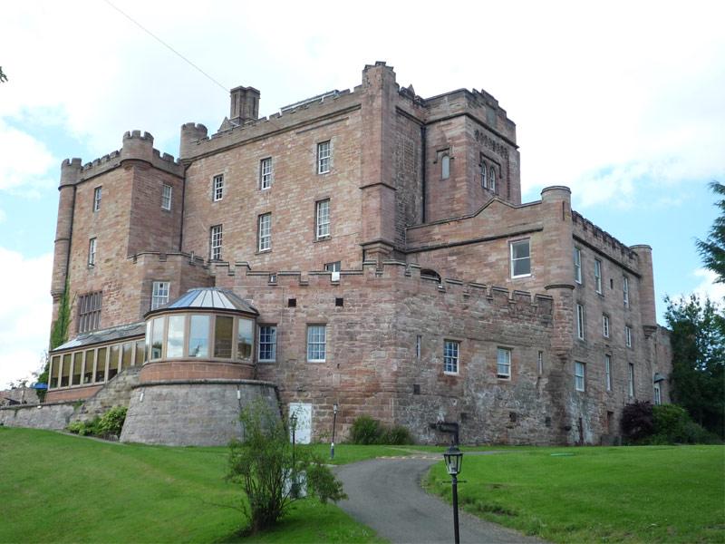Dalhousie Castle Hotel, Edinburgh