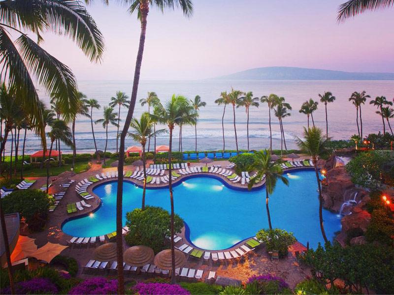 Hyatt Regency Maui Resort & Spa, Maui, Hawaii