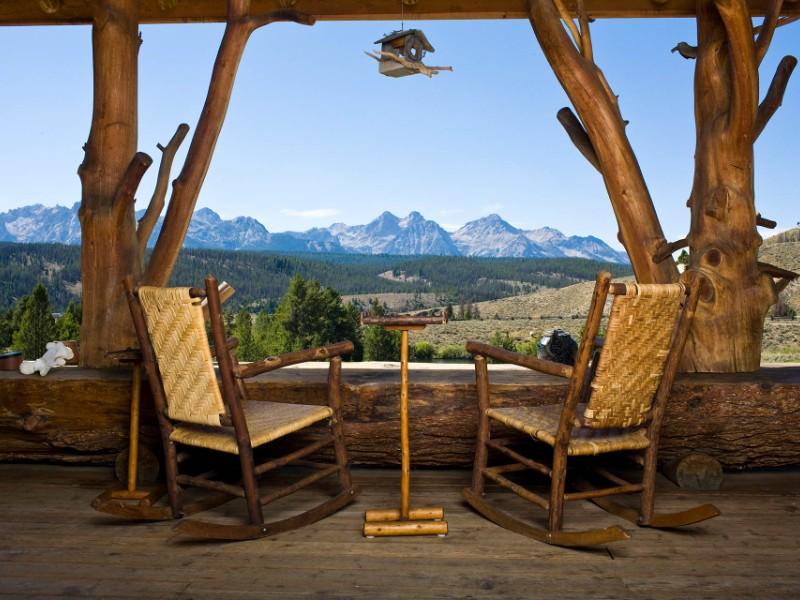 Idaho Rocky Mountain Ranch, Stanley, Idaho