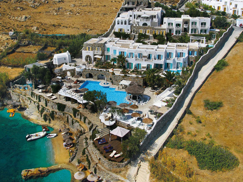 Kivotos Club Hotel, Mykonos, Greece