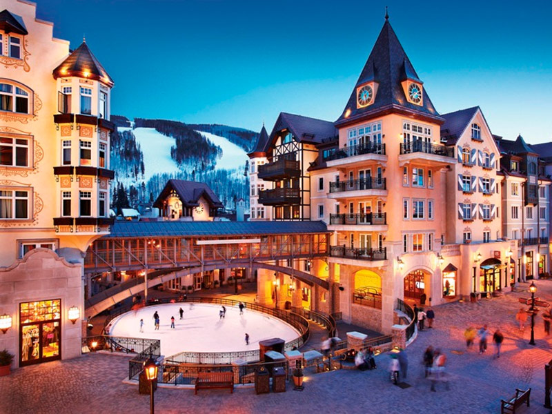 The Arrabelle at Vail Square, Vail, Colorado