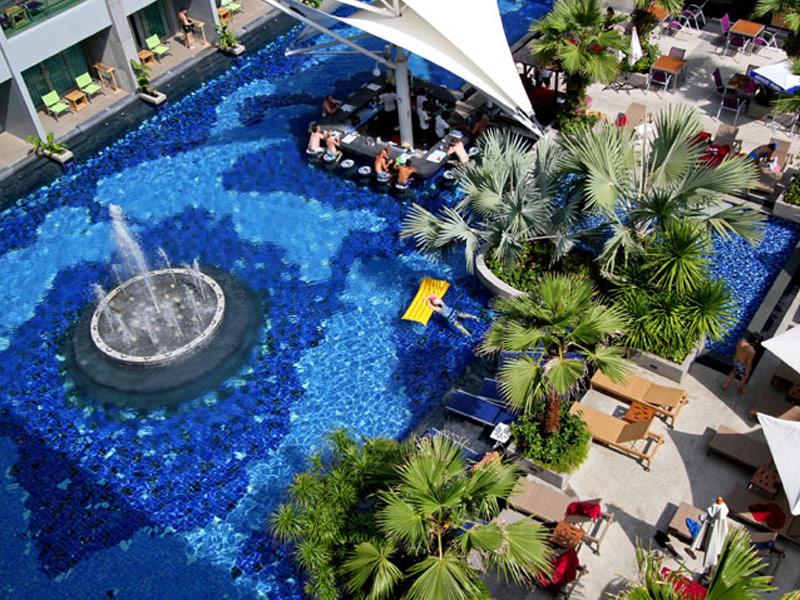 The Kee Resort & Spa, Patong Beach, Phuket, Thailand