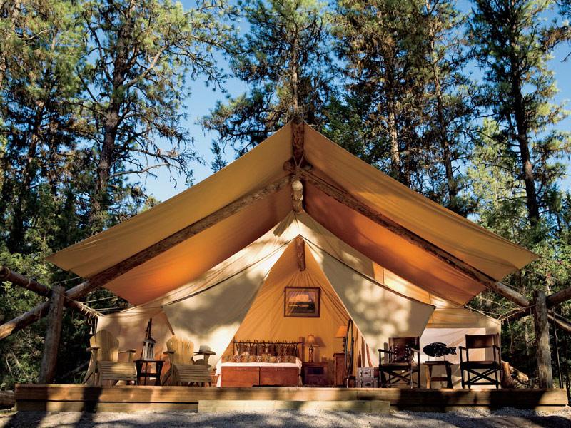 The Resort at Paws Up, Greenough, Montana