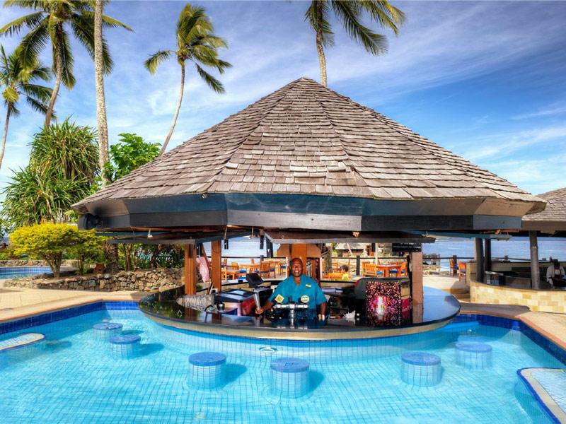 Warwick Fiji Resort & Spa, Viti Levu
