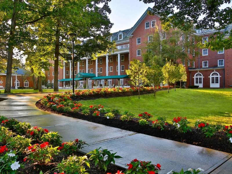 The Gideon Putnam, Saratoga Springs