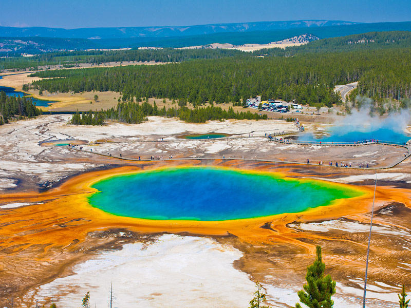 Yellowstone National Park, Wyoming/Montana/Idaho