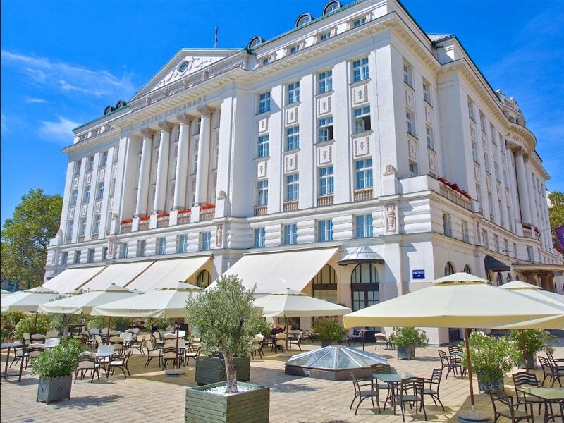 Esplanade Zagreb – Zagreb