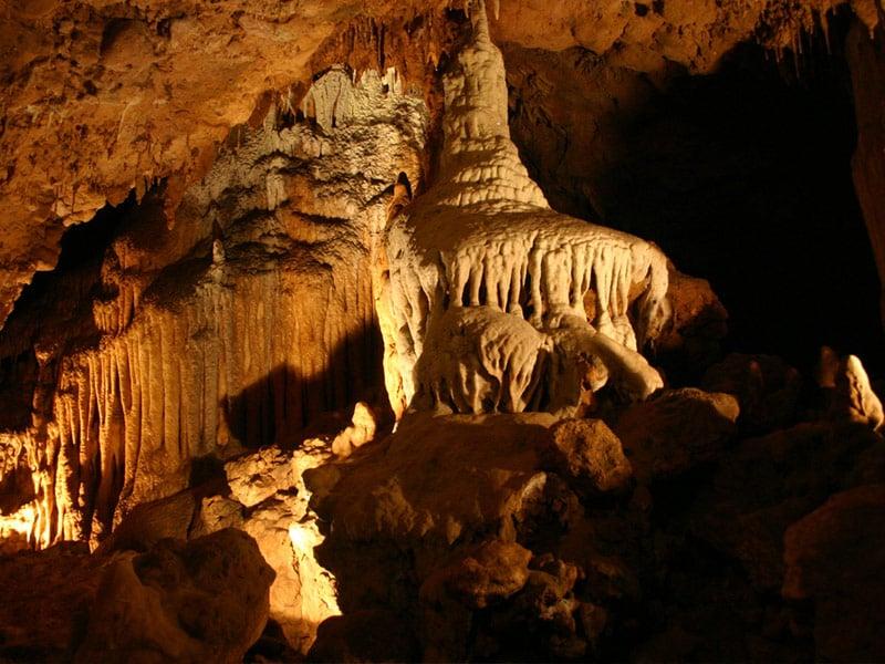 Florida Caverns, Marianna