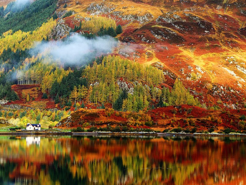 Scottish Highlands, Scottland