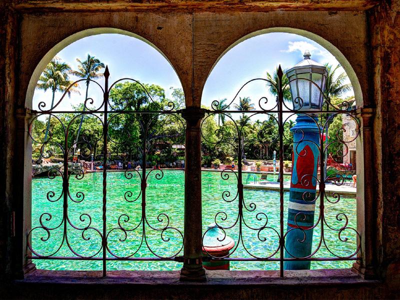 Venetian Pool, Coral Gables, Fl