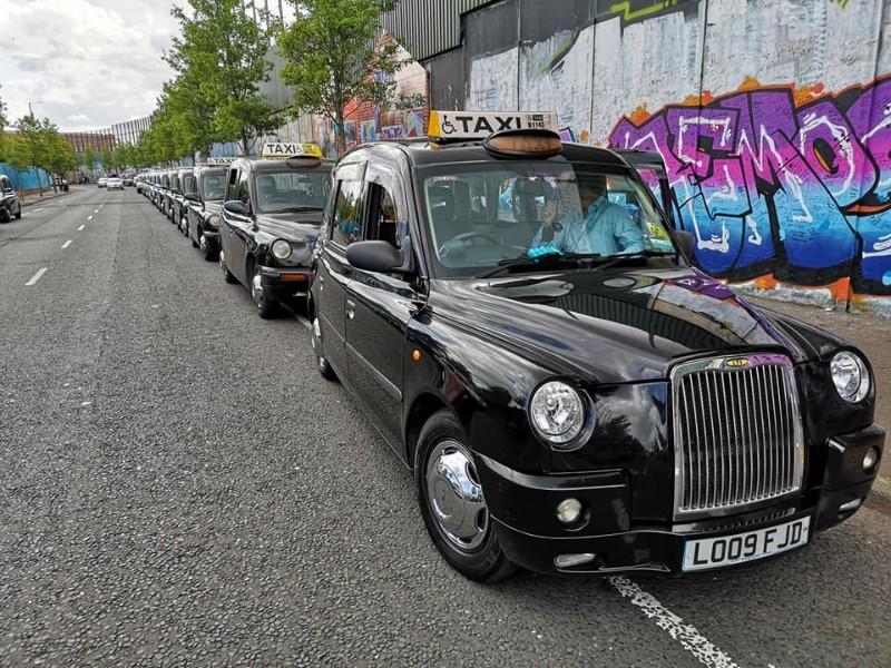 Belfast Black Taxi Tours