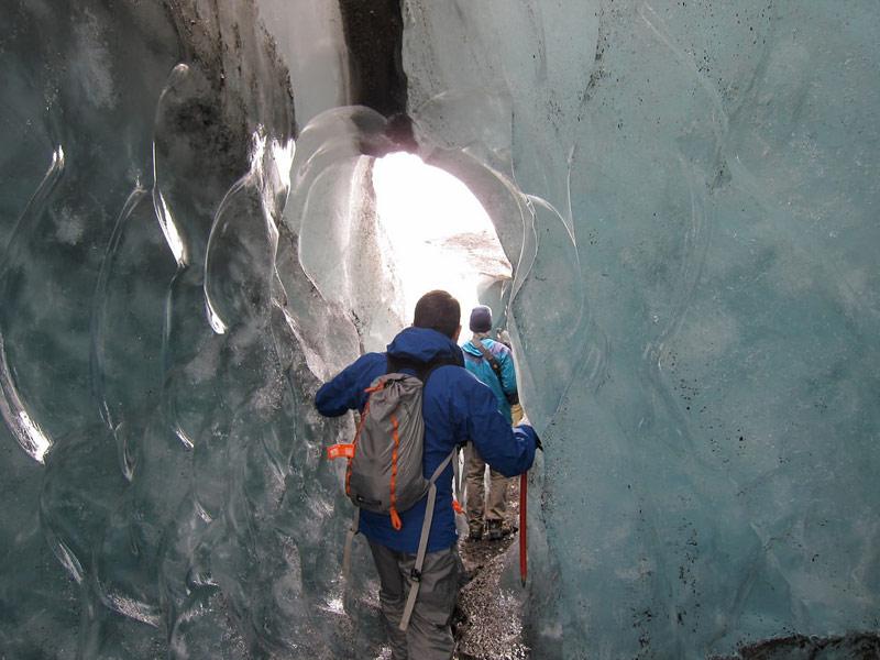 Skaftafell Ice Cave, Vatnajökull National Park