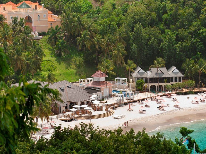 The BodyHoliday LeSport, St. Lucia
