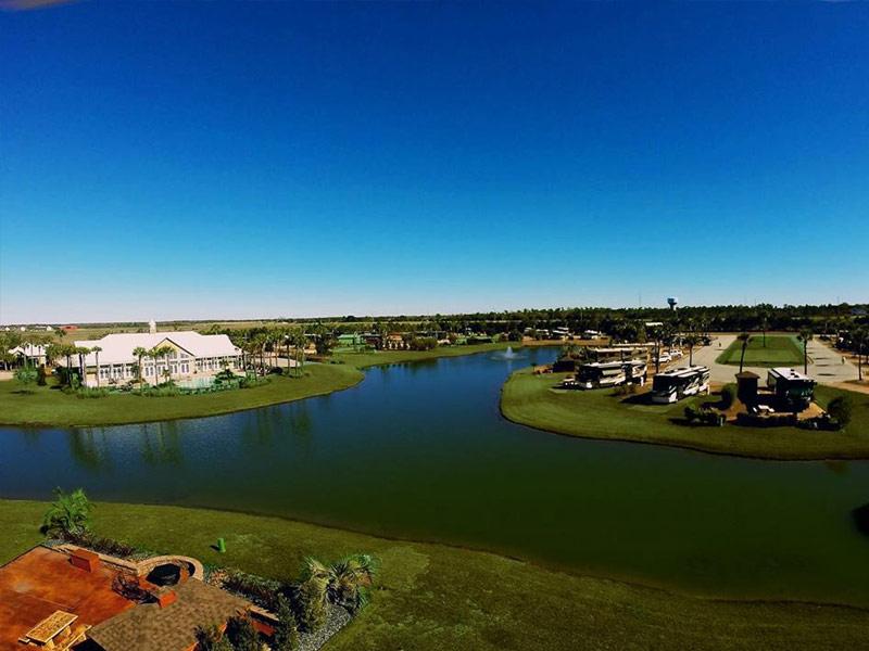 Bella Terra Gulf Shores RV Resort – Terra Foley, Alabama