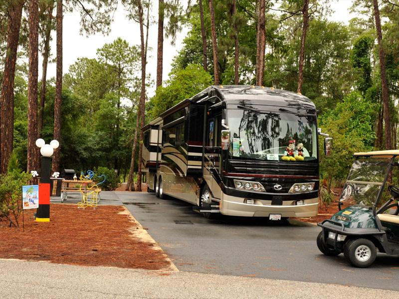 Disney's Fort Wilderness – Lake Buena Vista, Florida