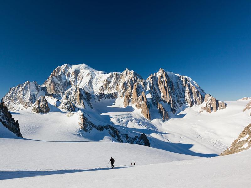 Chamonix Mont-Blanc, Chamonix, France