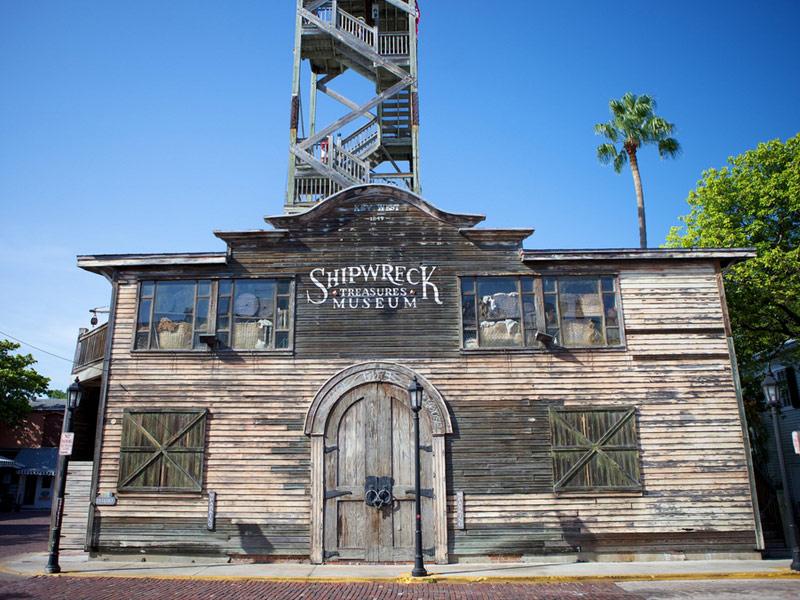 Shipwreck Treasure Museum, Key West