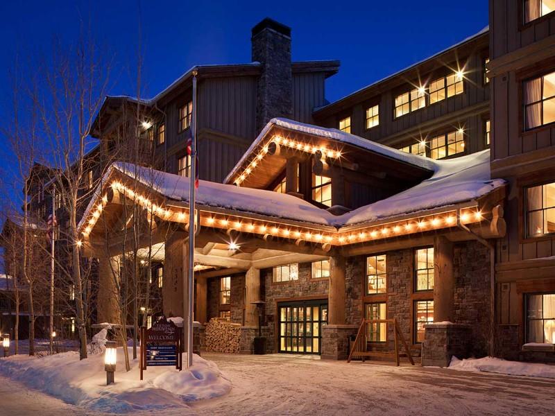 Teton Lodge Jackson Hole