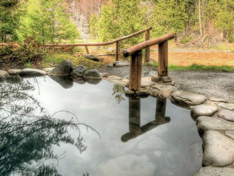 Breitenbush Hot Springs, Willamette National Forest, Oregon