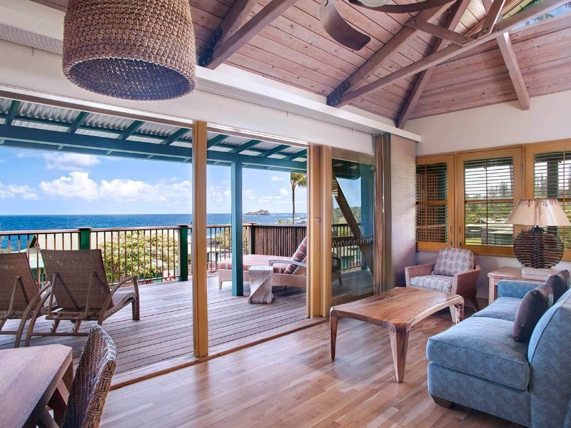 Travaasa Hana Experiential Resort, Maui, Hawaii