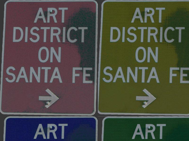 Art District on Santa Fe