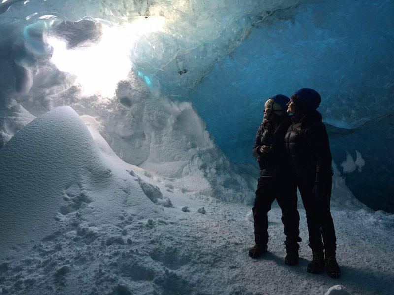Ice Cave Tours