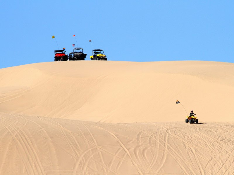 Imperial Sand Dunes, Yuma, California