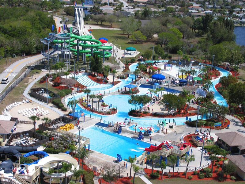 Sun Splash Family Waterpark, Cape Coral