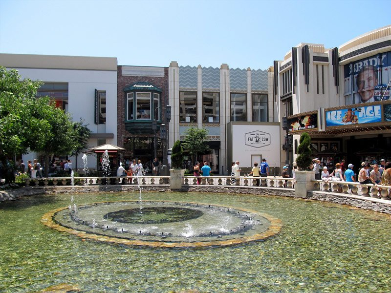 The Grove, Southern California