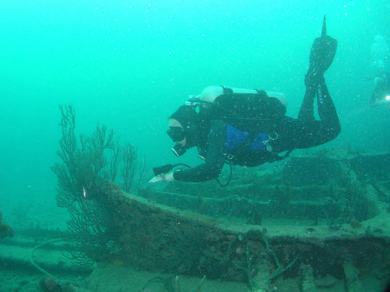 Copenhagen Wreck, Fort Lauderdale