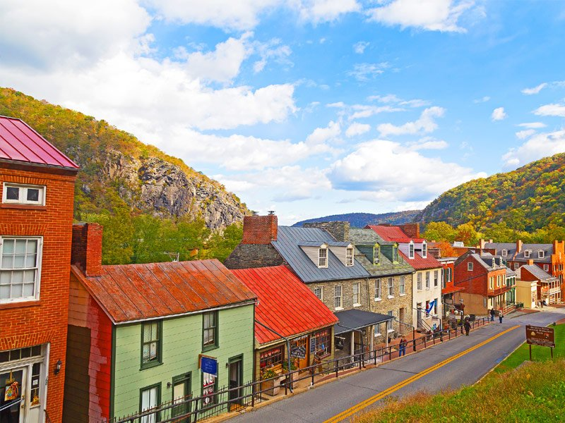 Outdoorsy Harpers Ferry