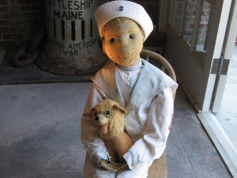 Robert The Doll, Key West