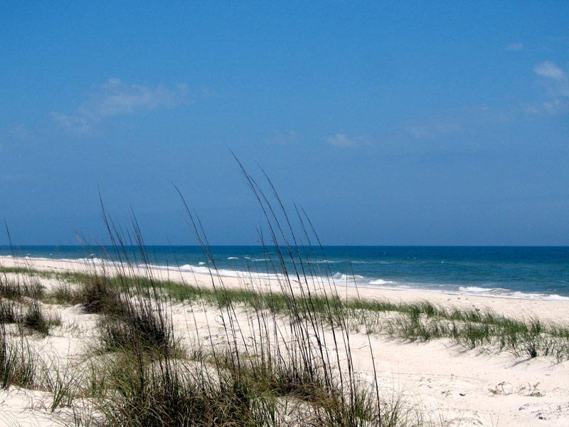Camping Between Destin And Panama City Beach Florida
