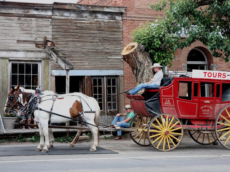 Virginia City, Montana