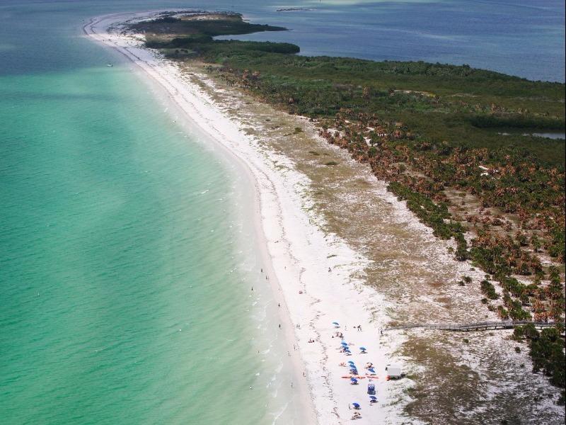 Caladesi Beach