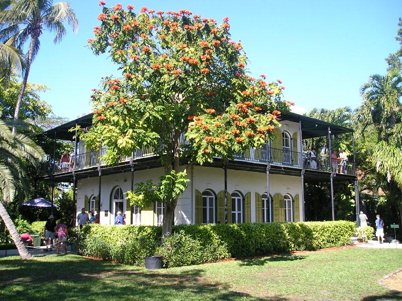 Ernest Hemingway House