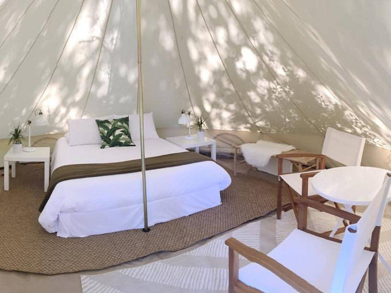 Luxury Camping on 30A