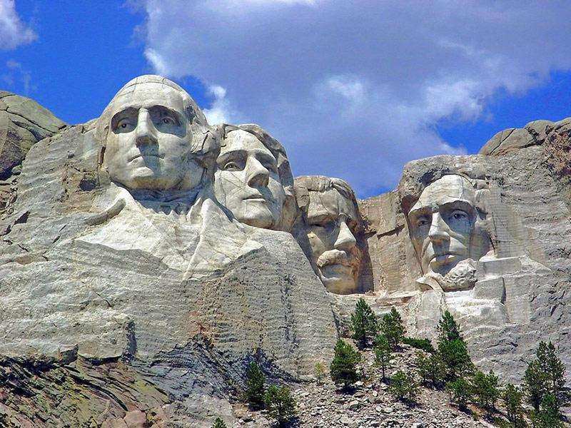 Mount Rushmore, Keystone