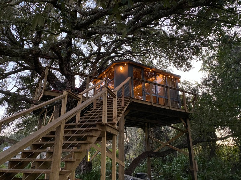 TreeHouse in the Cloud, Close to Theme Parks - Saint Cloud