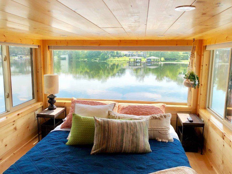Waterfront Tiny Home