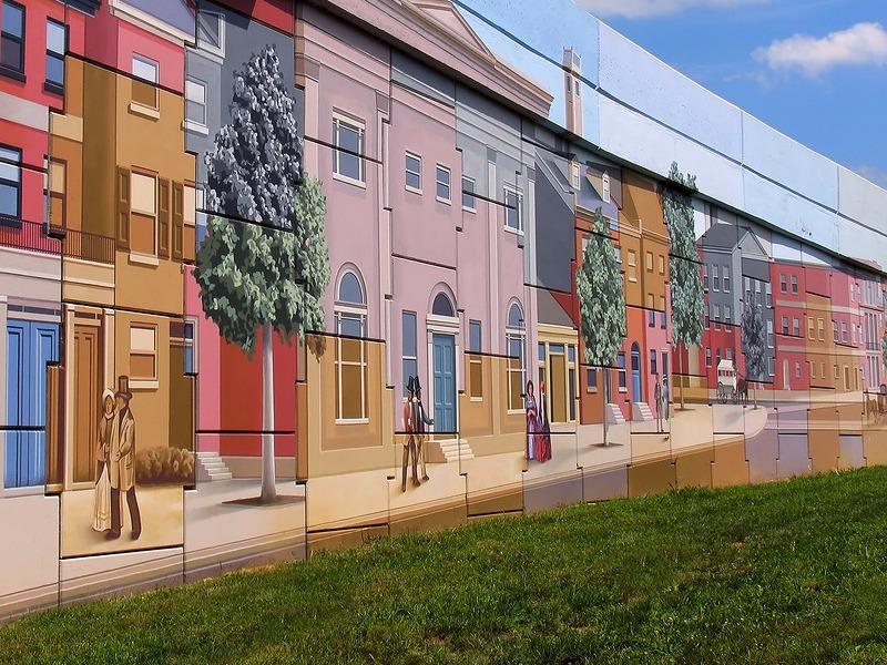 Murals and Graffiti Art